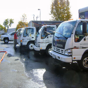 Fleet Washing